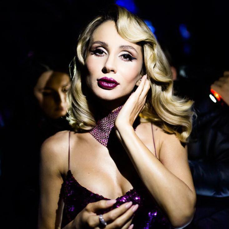 Татьяна Овсиенко Засветила Трусики